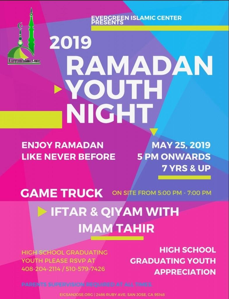 RamadanYouthNight